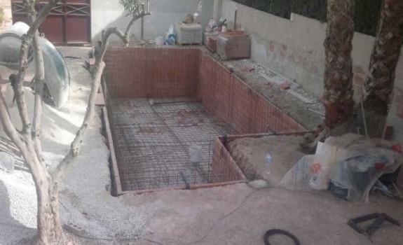 Antes de instalar césped artificial en Elche.