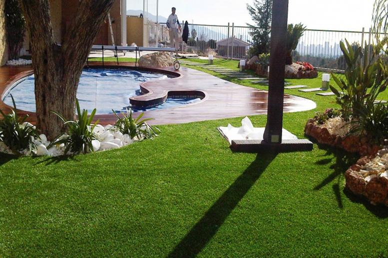 Evolution Grass es una de las empresas de césped artificial en Murcia pioneras.
