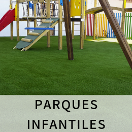 cesped artificial para parques infantiles alicante