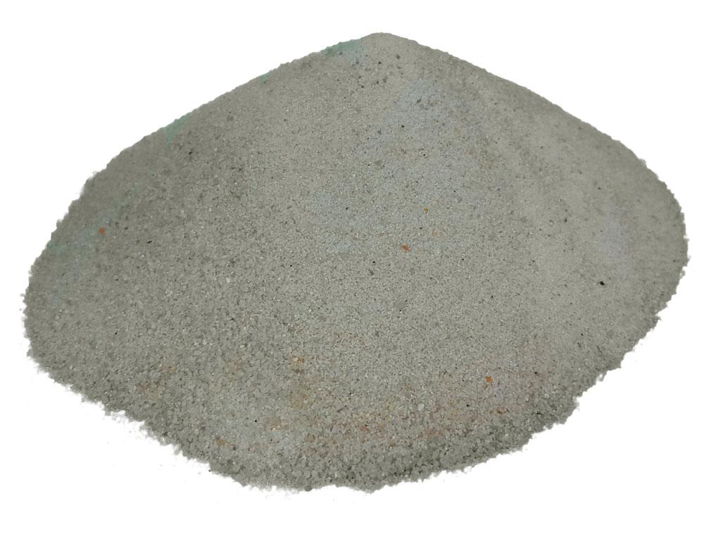 ¿Qué es la arena de sílice?