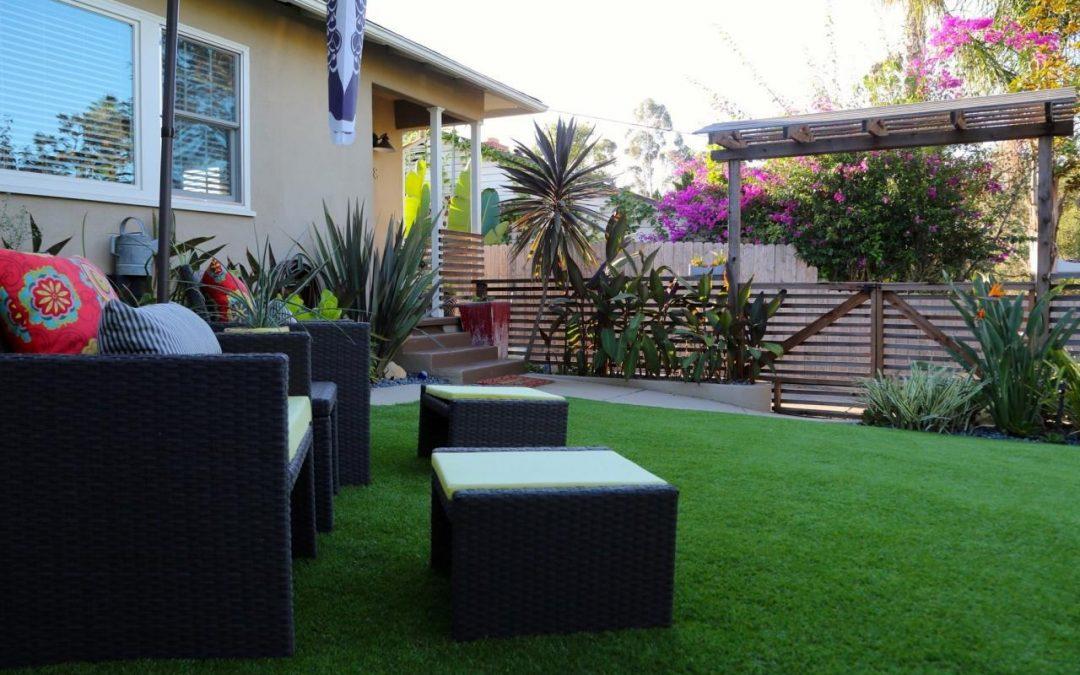 Jardines de césped artificial: preguntas frecuentes sobre su usabilidad