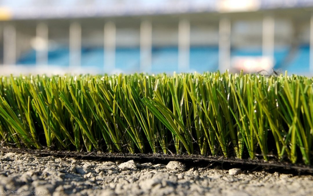 Ideas with artificial turf: where to place this fashionable accessory