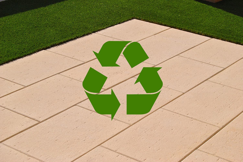 ¿Cómo reciclar el césped artificial?